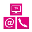 Telekom Entertain Symbol